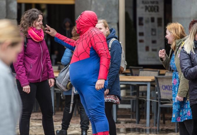 Fat spideram