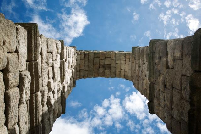 Travel in the historic Spanish city of Segovia
