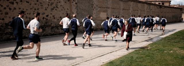 The historic city of Segovia, Spain